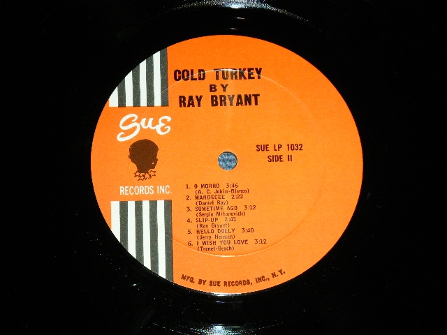 Ray Bryant Cold Turkey