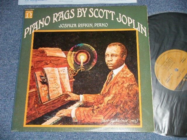 scott joplin piano rags pdf