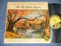 "The RAY CHARLES SINGERS - AUTUMN NOCTURNE (Ex+++/Ex+++) /  1954 US AMERICA ORIGINAL ""YELLOW LABEL"" MONO Used LP"